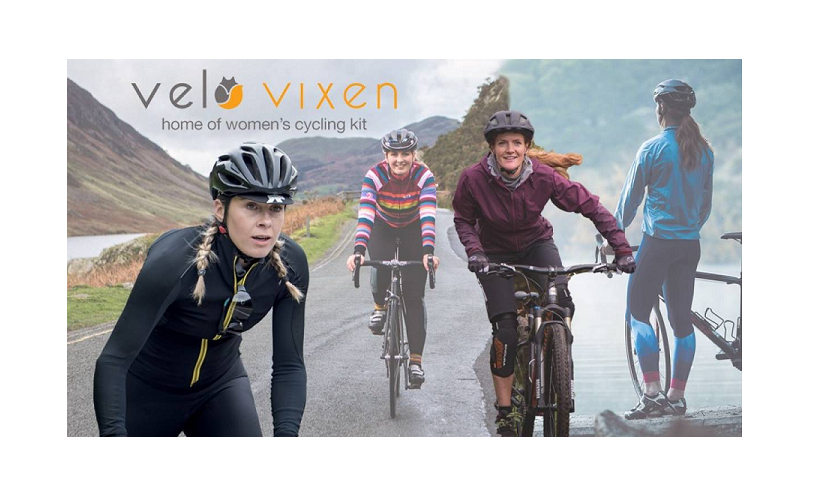 Velovixen. The home of women's cycling kit