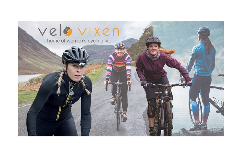 10% off women's clothing @ velo vixen